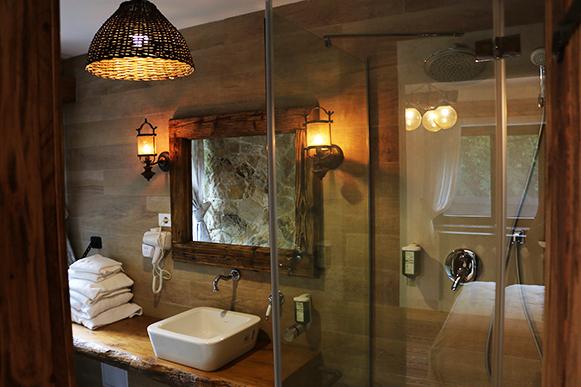 cabana izvoranu buzau camera 1 baie
