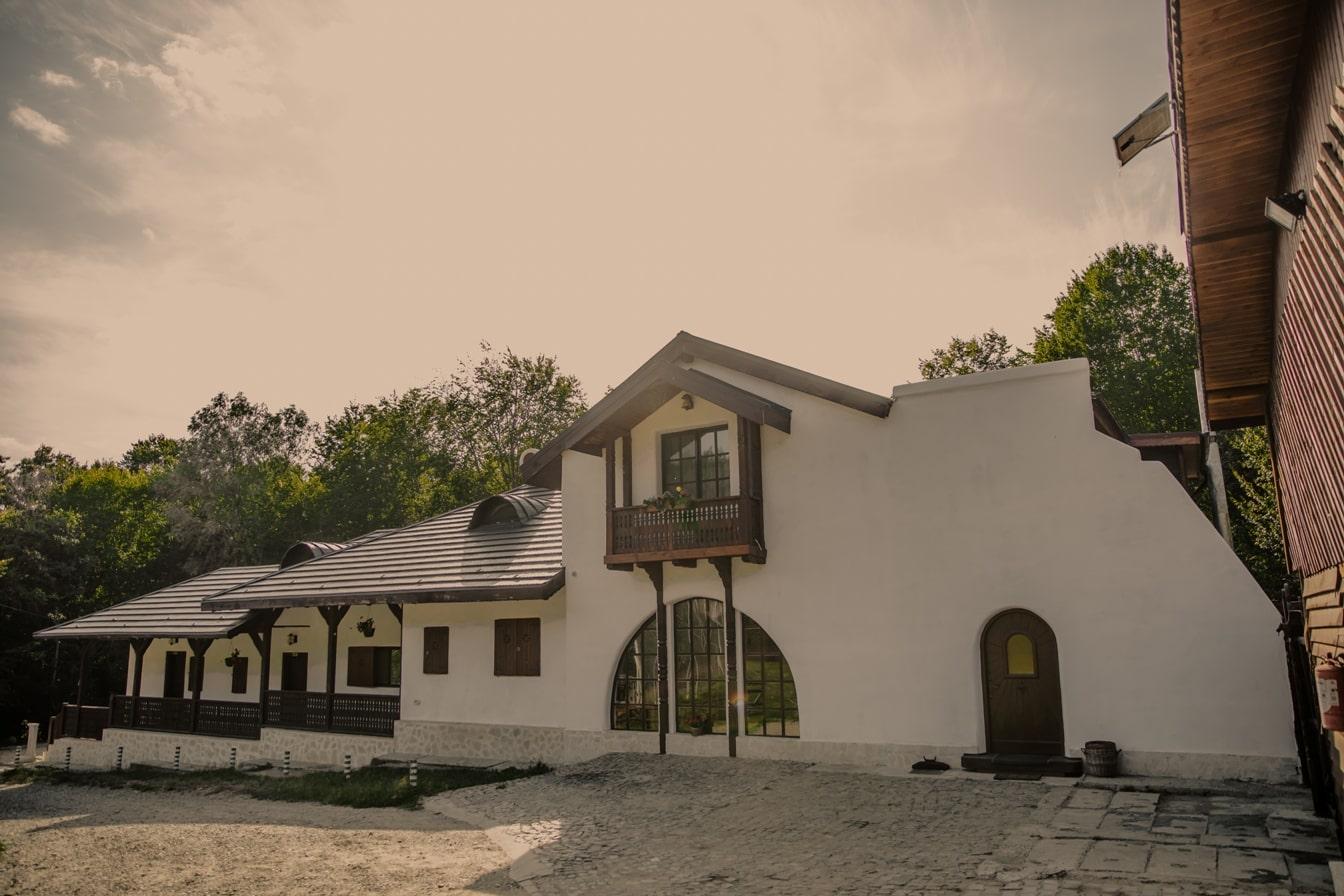Casa de la ferma